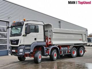 MAN TGS 35.500 8x6 S1 EURO 6 sklápěč