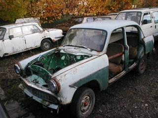 Moskvič Ostatní 407 sedan