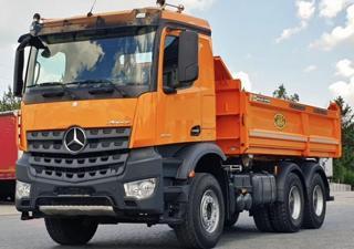 Mercedes-Benz Arocs 2645 6x4 Bordmatik  EURO 6 sklápěč
