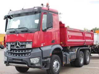 Mercedes-Benz Actros 2646 6x4 Bordmatik EURO 6 sklápěč