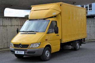 Mercedes-Benz Sprinter 313 CDI PLOŠINA / CZ skříň
