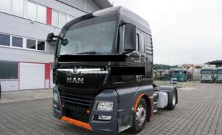 MAN TGX 18.500 hydraulika EURO 6 tahač