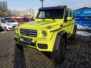 Mercedes-Benz Třídy G 500 4X4 2 KLIMATRONIC SERVISKA terénní