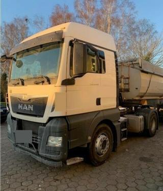 MAN TGX 18.440 hydraulika EURO 6 tahač