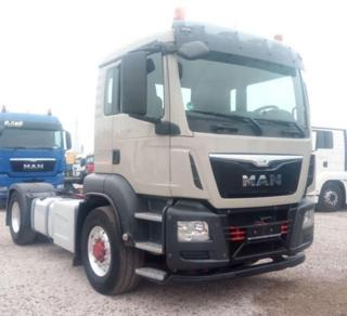 MAN TGS 18.440 4x4 hydraulika EURO 6 tahač