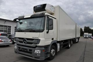 Mercedes-Benz 2541LL 6x2 IZO+vlek izotherm