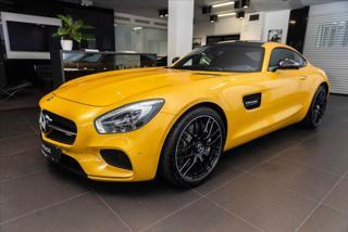 Mercedes-Benz AMG GT 4,0 Coupé/AMG Performance/Burmester/Solarbeam  IHNED kupé benzin