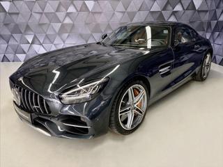 Mercedes-Benz AMG GT S V8 BITURBO AMG PERFORMANCE,CERAMIC,VÝFUKY kupé benzin