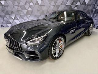 Mercedes-Benz AMG GT S V8 BITURBO AMG PERFORMANCE,C kupé benzin