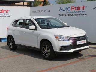 Mitsubishi ASX 1,6 i ČR 1 MAJITEL SERVIS kombi LPG + benzin