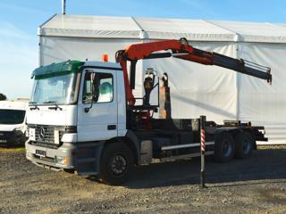 Mercedes-Benz HR Palfinger PK15500 pro přepravu kontejnerů