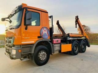 Mercedes-Benz Actros 2641 ŘNK 6x4 pro přepravu kontejnerů