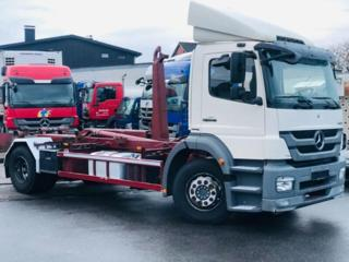 Mercedes-Benz Axor2 HNK 4x2 pro přepravu kontejnerů