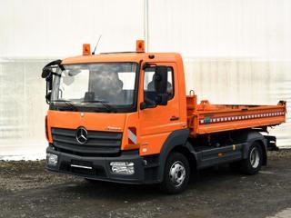 Mercedes-Benz 818 S3 sklápěč