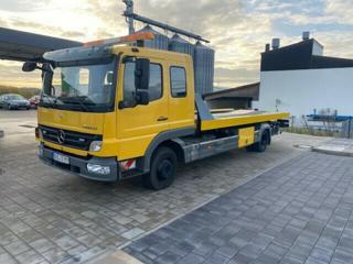 Mercedes-Benz Atego 2918 odtah 4x2 speciální nástavba