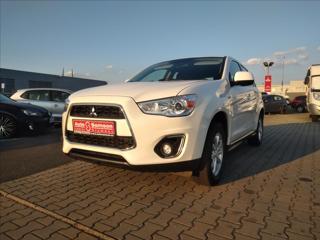 Mitsubishi ASX 1,6 MIVEC *1 MAJITEL* ČR* SUV benzin
