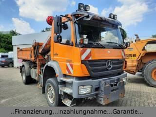 Mercedes-Benz 1829 S3 4x4 +HR sklápěč