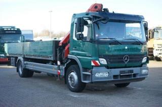 Mercedes-Benz Atego 1524L val 4x2 + HR valník