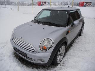 Mini Cooper 1.6i 88KW NAVI !!! hatchback