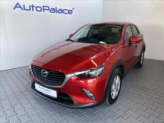 Mazda CX-3 2,0   SKY-G120 Attraction hatchback benzin