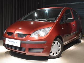 Mitsubishi Colt 1,1 i 55kw 2.majitel ČR hatchback benzin