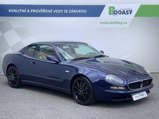 Maserati Coupe 3,2 3200 GT AUTOMATICA 289.KUS kupé benzin