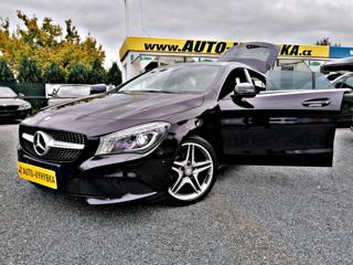 Mercedes-Benz CLA 200 CDi AMG,Automat,Navi kombi