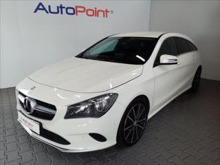 Mercedes-Benz CLA 2,2 200 CDI A/T 4Matic kombi nafta