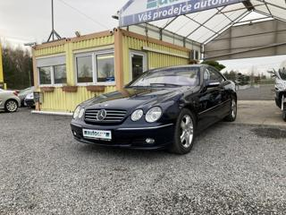 Mercedes-Benz CL 500 V8 225kW    DPH kupé