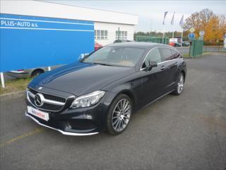 Mercedes-Benz CLS 3,0 190kW  BLUETEC, SB, kombi nafta