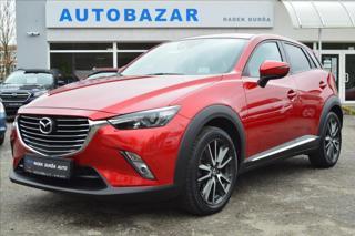 Mazda CX-3 2,0 i  ČR,REVOLUTION,NAVI,A/T kombi benzin