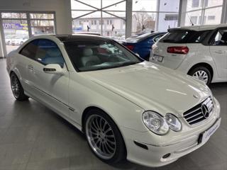 Mercedes-Benz CLK 2,7 kupé nafta