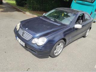 Mercedes-Benz CL 2.1 CDi kupé nafta