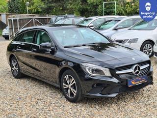 Mercedes-Benz CLA 1.6,180 Shooting Break TAŽNÉ ČR NOV kombi