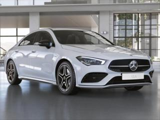 Mercedes-Benz CLA 1,3 CLA 250 e kupé kupé hybridní - benzin