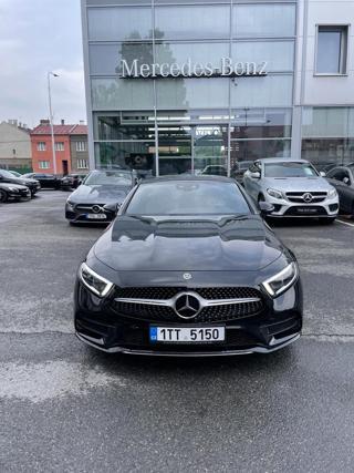 Mercedes-Benz CLS 2,9 4M,Op.Laea.20.392,-Kč kupé nafta