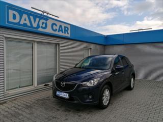 Mazda CX-5 2,0 i 118 kW AWD CZ Serv.Kniha kombi benzin