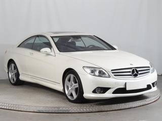 Mercedes-Benz CL 500 285kW kupé benzin