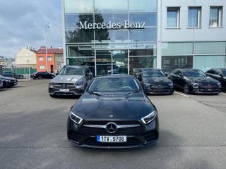 Mercedes-Benz CLS 2,9 CLS 350d 4M kupé nafta