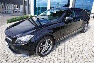 Mercedes-Benz CLS CLS 350d 4M SB,CZ původ kombi nafta