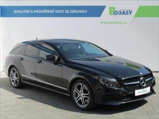 Mercedes-Benz CLS 3,0 350 BLUETEC 4MATIC FULLLED kombi nafta