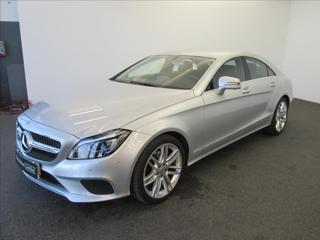 Mercedes-Benz CLS 3,0 350 d  4MATIC kupé nafta