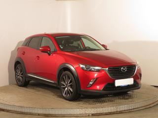 Mazda CX-3 2.0 16V 88kW SUV benzin
