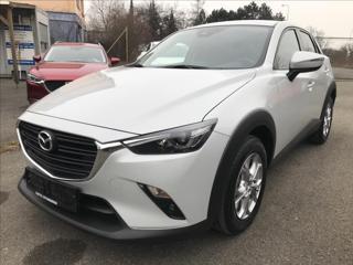 Mazda CX-3 2,0   SKYACTIV EXCLUSIVE LED NAVI SUV benzin
