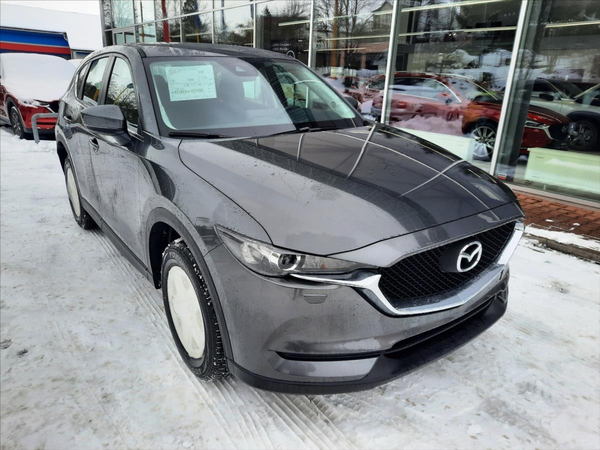 Mazda CX-5 2.0 i 165k EMOTION 2021 SUV benzin