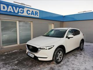 Mazda CX-5 2,0 i 118kW 4x4 CZ Serv.kniha SUV benzin