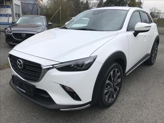 "Mazda CX-3 2,0   SKYACTIV SPORTSLINE LED 18"" SUV benzin"