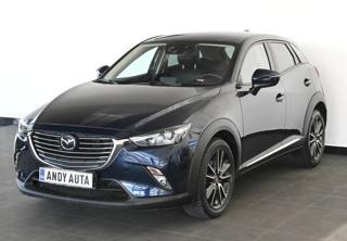Mazda CX-3 1.5 SKYACTIV-D Navigace Záruka až 4 SUV