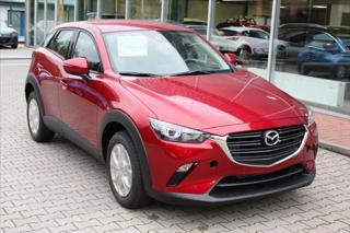 Mazda CX-3 2.0 i 121k 2WD CHALLENGE SUV benzin