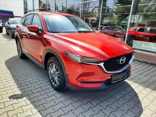 Mazda CX-5 2.0 i 160k AWD A/T ATTRACTION NAVI SUV benzin